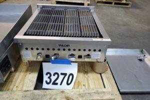 3270 Vulcan VCCB24-1 charbroiler (2)