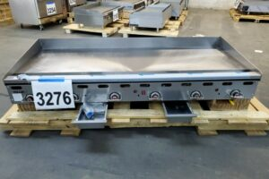 3276 Vulcan 972RX griddle (2)