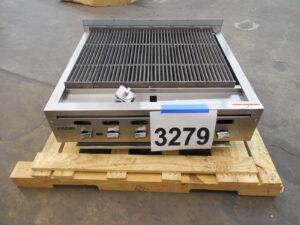 3279 Vulcan VACB36 charbroiler (6)