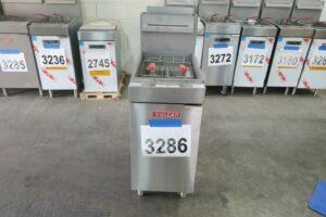 3286 Vulcan LG400 Deep fryer (2)