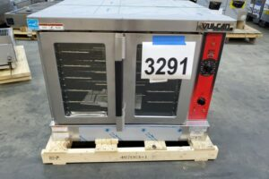 3291 Vulcan VC6GD Convection Oven (2)