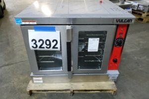 3292 Vulcan VC6GD Convection Oven (2)