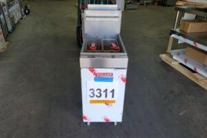 3311 Vulcan LG400 Deep Fryer (2)