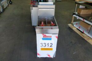 3312 Vulcan LG400 Deep Fryer (2)