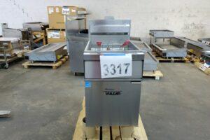 3317 Vulcan 1TR85A-1 Fryer(8)