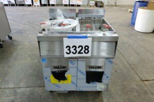 3328 Vulcan 2ER50AF-1 deep fryer (1)