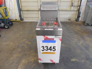 3345.05 Vulcan LG400 Deep fryer (5)