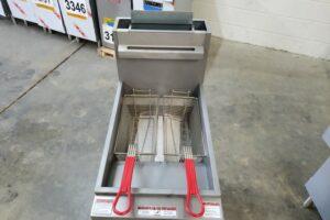 3368 Vulcan LG300-1 Deep Fryer (1)