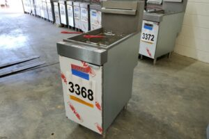 3368 Vulcan LG300-1 Deep Fryer (3)