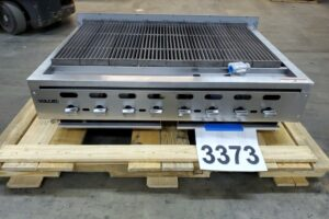 3373 Vulcan VACB47 charbroiler grill (2)