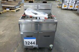 3244 Vulcan 2TR45AF-2 deep fryer (2)