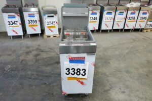3383 Vulcan LG400-1 deep fryer (2)