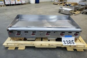 3385 Wolf AGM60 griddle (2)