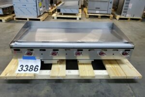 3386 Wolf AGM60 Griddle (2)