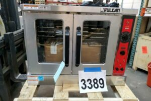 3389 Vulcan VC5ED convection oven (2)