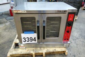 3394 Vulcan VC5ED convection oven (2)