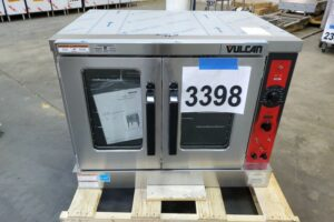 3398 Vulcan VC5ED Convection Oven (2)