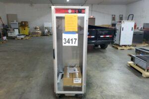 3417 Vulcan VP18 warming cabinet (2)