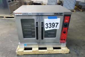 3397 Vulcan VC5ED convection oven (2)