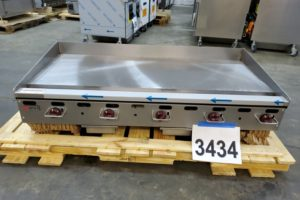 3434 Wolf AGM60 griddle (2)
