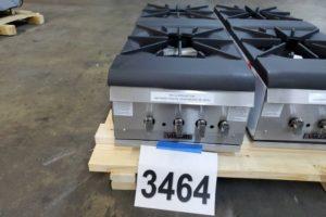 3464 Vulcan VSP200F-1 stock pot burners (2)