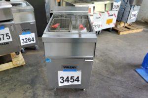 3454 Vulcan 1ER85A-1 deep fryer (2)