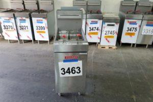 3463 Vulcan LG300-1 deep fryer (2)