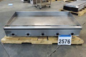 2576 Vulcan HEG60E-1 griddle (2)