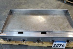 2576 Vulcan HEG60E-1 griddle (3)