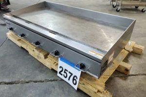 2576 Vulcan HEG60E-1 griddle (4)