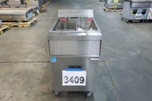 3409 Vulcan 1ER85A-1 deep fryer (2)