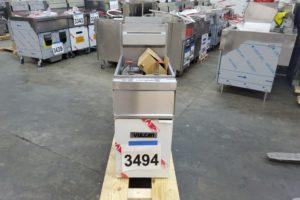 3494 Vulcan 1GR45M-1 deep fryer (2)