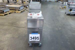 3495 Vulcan 1GR45A-1 deep fryer (2)