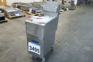 3495 Vulcan 1GR45A-1 deep fryer (5)