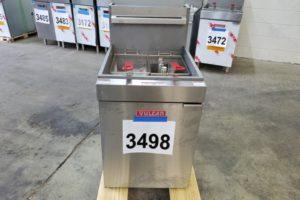 3498 Vulcan LG500-1 deep fryer (2)