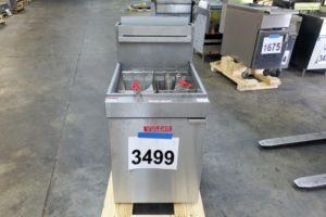 3499 Vulcan LG500-1 deep fryer (2)