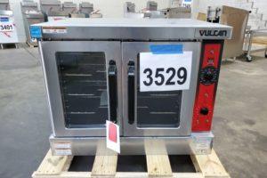 3529 Vulcan SG4 Convection Oven (2)