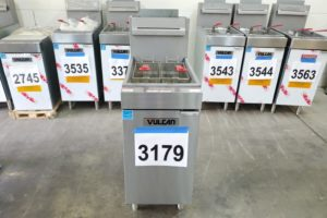 3179 Vulcan 1VEG35M-1 Con Deep Fryer (2)