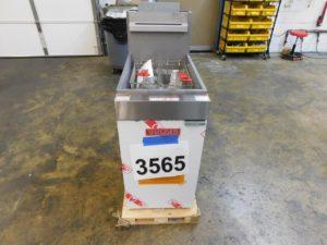 3565.04 Vulcan LG300-1 deep fryer (4)