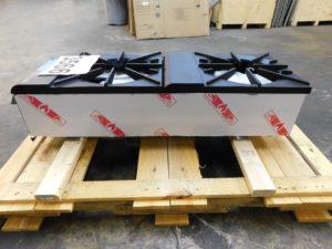 3566.05 Wolf WSPR2FN-1 Stock Pot Burners (4)