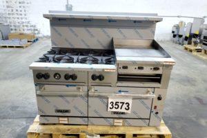 3573 Vulcan 60SC-6B24GBN Range (2)