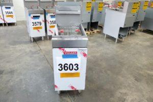 3603 Vulcan LG400-2 deep fryer (2)