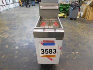 3583.05 Vulcan LG400-1 deep fryer (3)