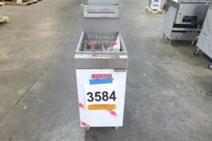 3584 Vulcan LG300 deep fryer (8)