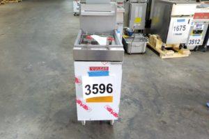 3596 Vulcan LG300-1 deep fryer (2)