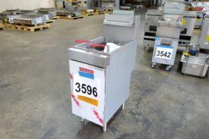 3596 Vulcan LG300-1 deep fryer (5)