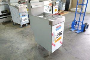 3596 Vulcan LG300-1 deep fryer (6)