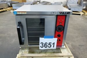 3651 Vulcan ECO2D Convection Oven (1)