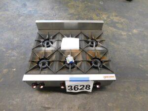 3628.01 Vulcan VHP636-1 hot plate (5)