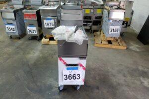 3663 Vulcan 1GR45M-2 deep fryer (2)